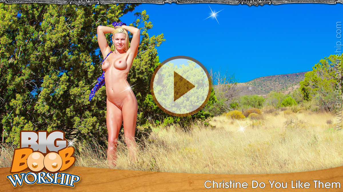 Christine Do You Like Them - Play FREE Preview Video!